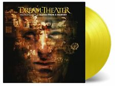 Dream Theater - Metropolis 2x 180g YELLOW COLOURED vinyl LP NEW/SEALED