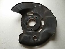 1994-99 MERCEDES-BENZ S320 W140 ~ RIGHT FRONT BRAKE PROTECTIVE PLATE ~ OEM
