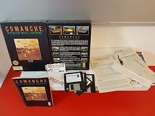 Comanche Operation White Lightning [PC 3,5 Disk] OVP Komplet in BOX Game-Planet
