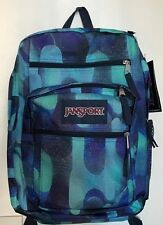 AUTHENTIC JANSPORT BACKPACK BIG STUDENT MULTI LAVA LAMP