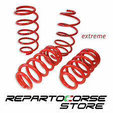 KIT 4 MOLLE SPORTIVE RIBASSATE REPARTOCORSE EXTREME -60 -40 BMW (E30) 318-is