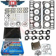 Ford 6.0 Powerstroke Black Diamond Head Gasket Oil Cooler ARP Stud Kit 18mm 20mm