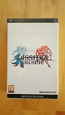 Dissidia Final Fantasy Limited Collectors Edition Sony PSP. BRAND-NEW