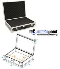 Universal-Koffer-Case FOAM GR-4 schwarz /  Alukoffer  / DJ Case