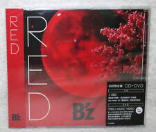 B'Z (BZ) RED 2015 Taiwan Ltd CD+DVD