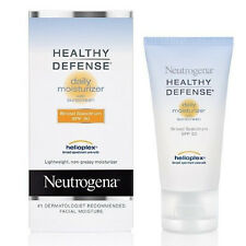 Neutrogena Healthy Defense Daily Moisturizer SPF 30 1.7 fl oz