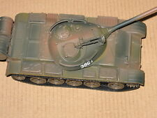 1/50 T-55 Soviet Tank die cast model  similar SOLIDO / CORGI