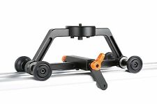 Movo Photo MV-TD Camera Sliding Platform Dolly for the T150 Camera Track Slider