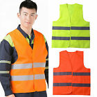 CHIC Safety Security Visibility Reflective Vest Construction Traffic/Warehouse