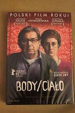 Body / Ciało (DVD)  English Subtitles POLISH RELEASE