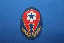 Original WW2 U.S. Army 'British Made' E.T.O.- Advance Base Uniform Patch