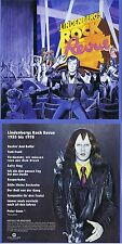 Udo Lindenberg: Rock-Revue  11 Songs,von 1978! Digital remastered! Neue CD! 1611
