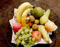 Obstfliegenfalle Fruchtfliegenfalle direkt für die Obstschale 6 Farben Lauscha