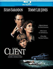 THE CLIENT BLU RAY DVD (AS NEW)  AUSSIE SELLER]