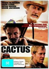 Cactus ex-rental region 4 DVD (Australian Shane Jacobson thriller movie) RARE