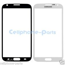 OEM Samsung Galaxy Note 2 N7100 i317 i605 L900 R950 T889 Glass Screen Lens White
