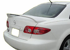 PAINTED MAZDA 6 FACTORY STYLE SPOILER 2003-2008