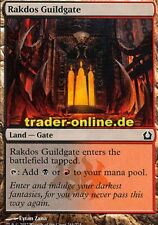 2x Rakdos Guildgate (Rakdos-Gildeneingang) Return to Ravnica Magic