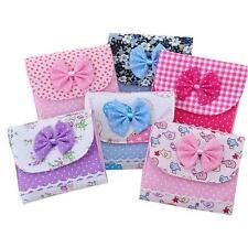 Girl Cotton Diaper Sanitary Napkin Package Bag Storage Organizer
