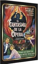 The Phantom Of The Opera - EL FANTASMA DE LA ÓPERA - Terence Fischer