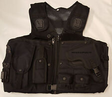Ex Police Arktis Tactical Vest with Pouches  32''-38''  Security (A272)