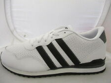 adidas NEO Ripple Leather Trainers Mens UK 8 US 8.5 EU 42 REF 5593*