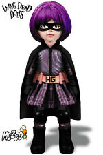 MEZCO LIVING DEAD DOLLS KICK ASS HIT GIRL MINDY DOLL EXCLUSIVE ~BRAND NEW~