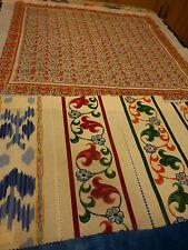 pour patchwork foulard ,et échantillons divers
