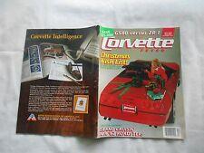 CORVETTE FEVER --DECEMBER,1990--MAGAZINE-CHRISTMAS WISH LIST !