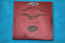 Aquila 88U Red Series Tenor Ukulele String Set with Low G
