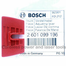 Bosch gsr18ve-2 LI Perceuse REVERSE forward diapositive commutateur levier partie 2 601 099 196