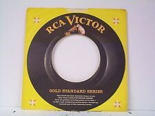 1-RCA   RECORD COMPANY 45's SLEEVES  LOT #447-D