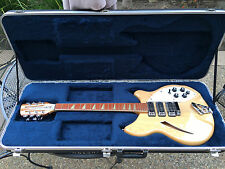 1998 RICKENBACKER 370 12-STRING GUITAR MAPLEGLO NEAR MINT WITH TOASTER PICKUPS