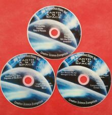 NEW KENT HOVIND COMPLETE DVD SERIES EARTH AND SPACE HOME SCHOOL SERIES