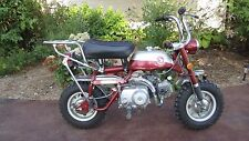 CANDYTONE RED Custom Mix Paint for Honda Motorcycles- QUART - Z50/CB/CL/S90