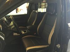 KATZKIN LEATHER SEAT COVERS 2011 2012 2013 2014 2015 JEEP GRAND CHEROKEE CUSTOM