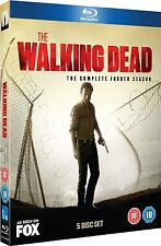 The Walking Dead - Season 4 Blu Ray