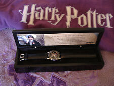 RARE! NEW BOXED! L/E #1931/2500 HARRY POTTER SORCERER'S STONE HEDWIG FLIP WATCH