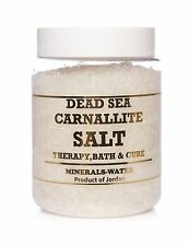 500g sel de mer morte Carnallite de Jordan★Natural product★theraphy★100 % Pure★