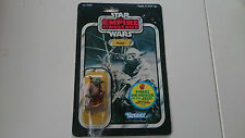 VINTAGE STAR WARS KENNER ESB YODA BROWN SNAKE MOC 48 BACK JEDI REVENGE OFFER