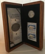 Canada 2004 2 Dollars; KM-835; Proof - Collector's Set Proud Polar Bear