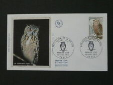 bird owl *more in my store*  FDC 36844