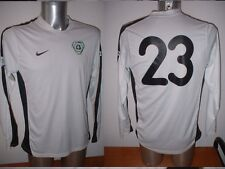 "Leigh GENESIS NIKE M 41 ""MAGLIA JERSEY CALCIO SOCCER MatchWorn Player gioventù 23"