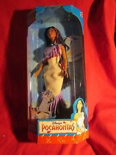 Disney My Favorite Fairytale Pocahontas doll Mattel 1999 Native American barbie