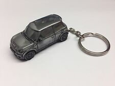 Mini Cooper 3D split-ring keyring FULL CAR ref310