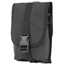 Condor 191044 BLACK Tactical MOLLE Small Utility Storage Tool Pouch