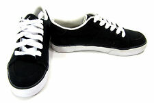 Polo Ralph Lauren Shoes Harold Canvas Black/White Sneakers Size 7