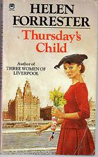 Thursday's Child by Helen Forrester (Paperback, 1985)