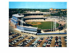 COUNTY STADIUM MILWAUKEE BRAVES BREWERS  PHOTO MLB WISCONSIN VINTAGE BASEBALL