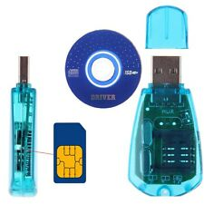 Hot USB SIM Multi Card Reader Copy Cloner Writer Backup GSM SMS CDMA Cell Phone